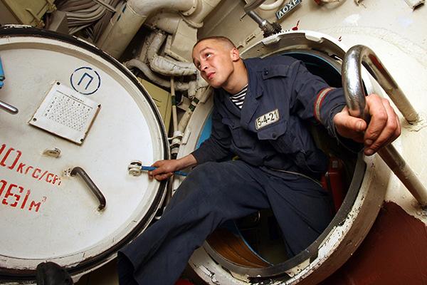 кто такой мичман на подводной лодке