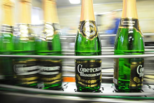 Шампанское почему так называется